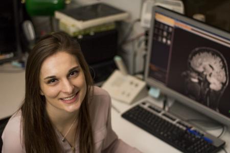 Renee Devivo Anatomy Neurobiology
