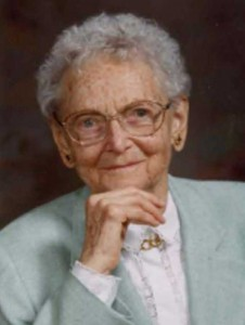 Dr. Nancy L. R. Bucher
