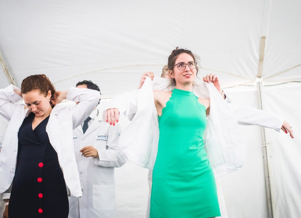 What My White Coat Means to Me | School of Medicine