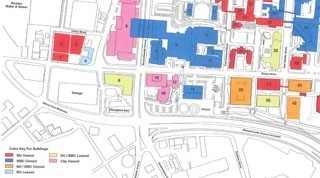 Campus Maps » Boston University Medical Campus | Boston University