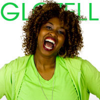 GloZell Green, comedienne and YouTube personality.