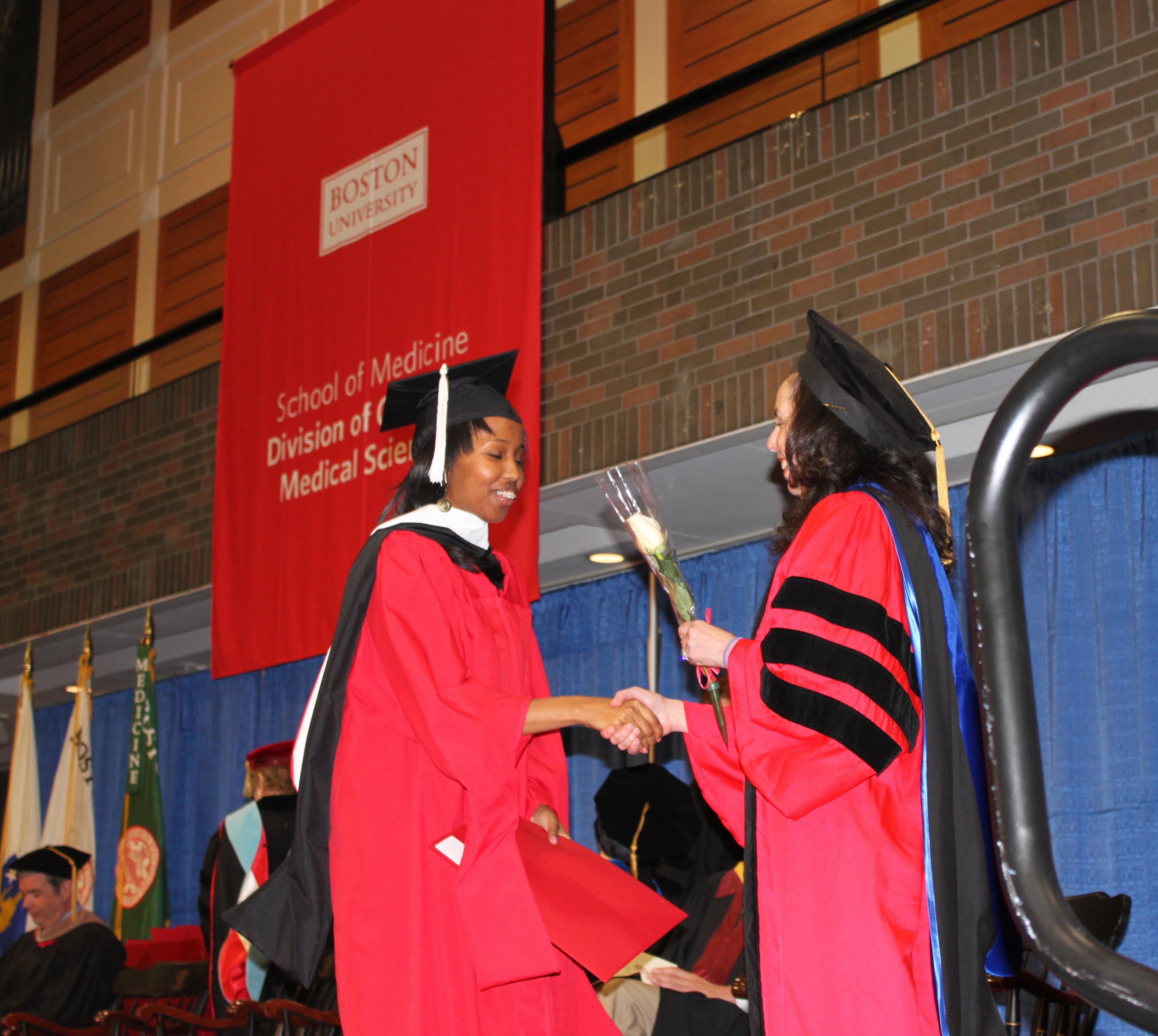 GMS Commencement 2017 » Graduate Medical Sciences | Boston University