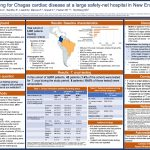 """Testing for Chagas Cardiac Disease at a Large Safety-net Hospital in New England"" Alyse Wheelock, MD"