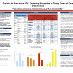 """End-of-Life Care in the ICU: Exploring Disparities in Timely Goals of Care Discussions"" Stephen Russell, MD"