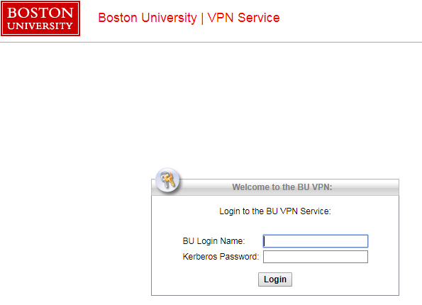 VPN instructions for Mac OS X » BUMC Information Technology