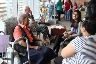 Geriatrics Meet & Greet