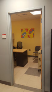 Cognitive Assessment Room