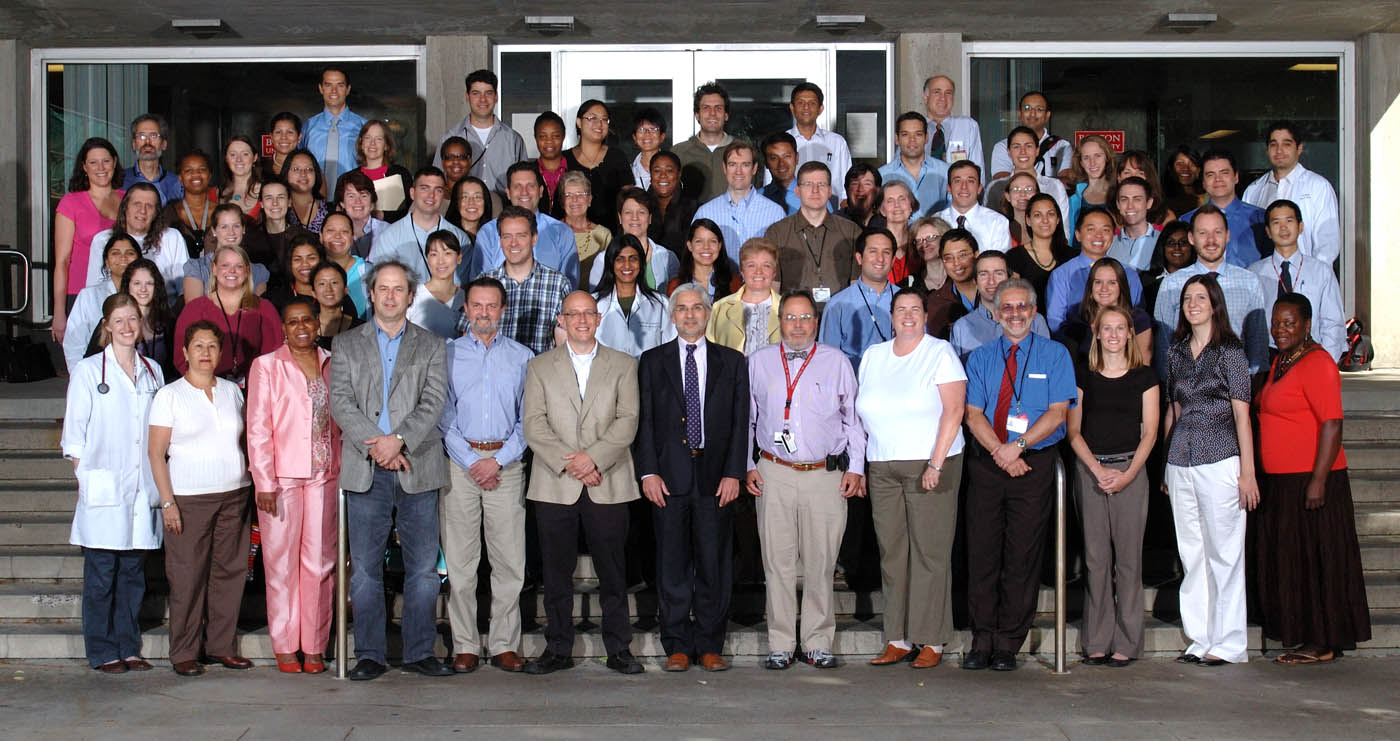 Pulmonary Faculty, Staff and Students