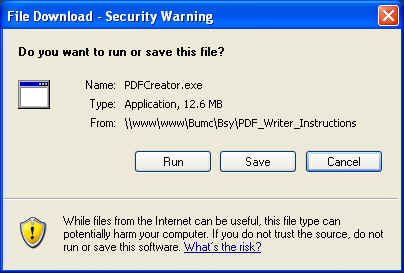 Using pdf creator » research systems » bumc.