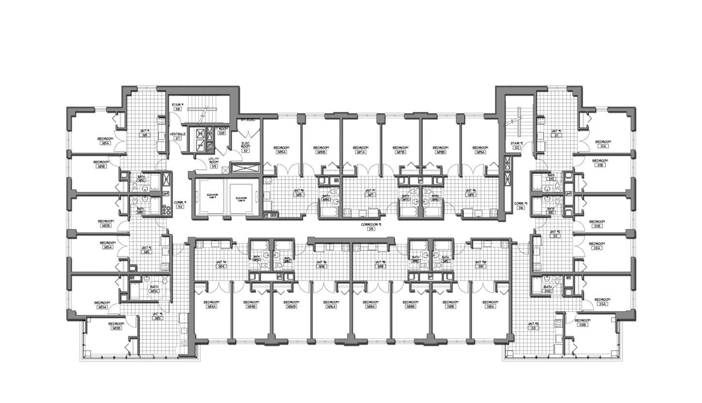 Room Planner Google Plans 187 Student Residence 187 Bumc