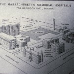 Massachusetts Memorial Hospitals Map